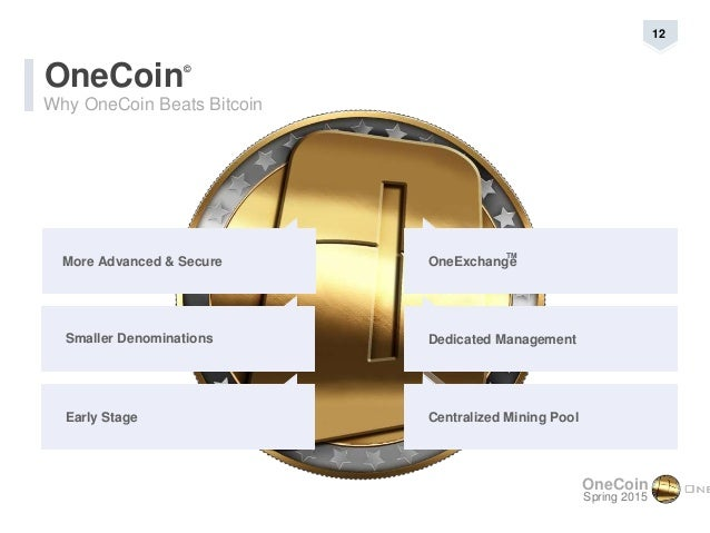 Onecoin growth chart