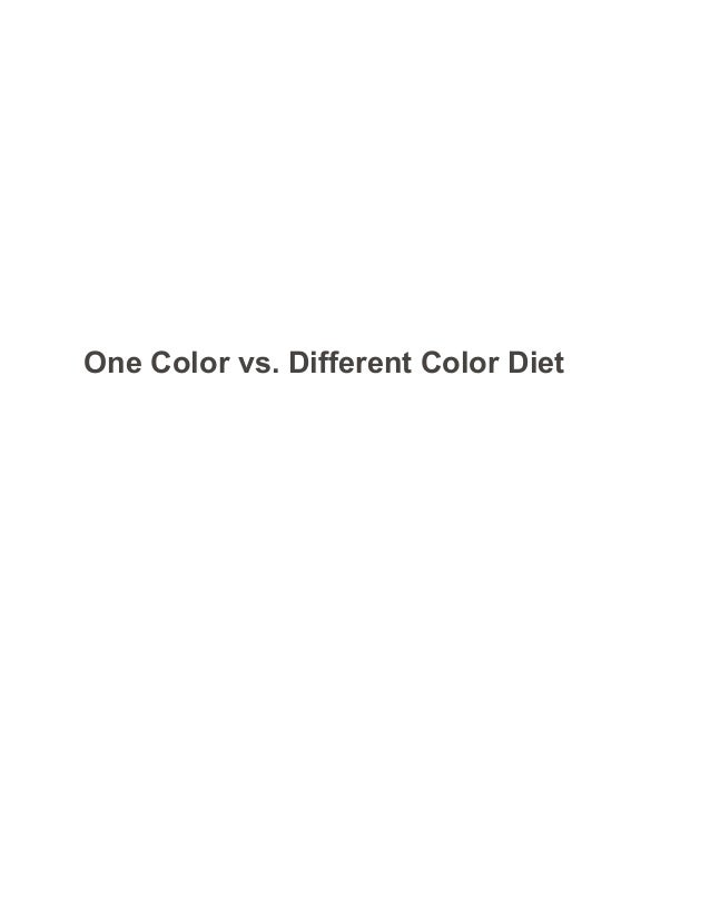 Important Of English Language Essay One Color Vs Science Technology Essay  With Thesis For Compare Contrast Essay One Color Vs Different Color Diet  Sample ...