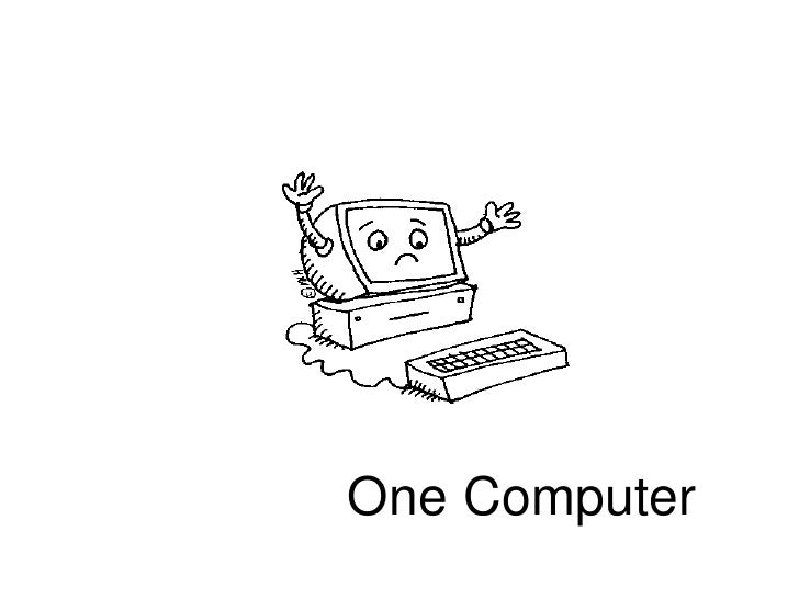 One Computer<br />