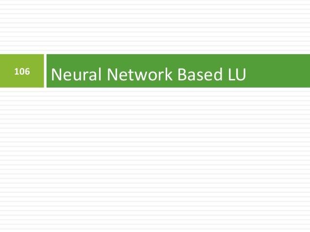 107 Recurrent Neural Network (RNN) http://www.wildml.com/2015/09/recurrent-neural-networks-tutorial-part-1-introduction-to...