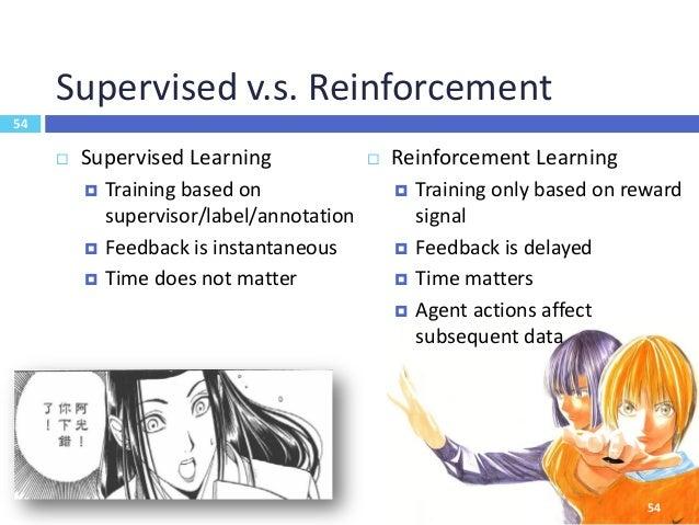 55 Reward  Reinforcement learning is based on reward hypothesis  A reward rt is a scalar feedback signal  Indicates how...