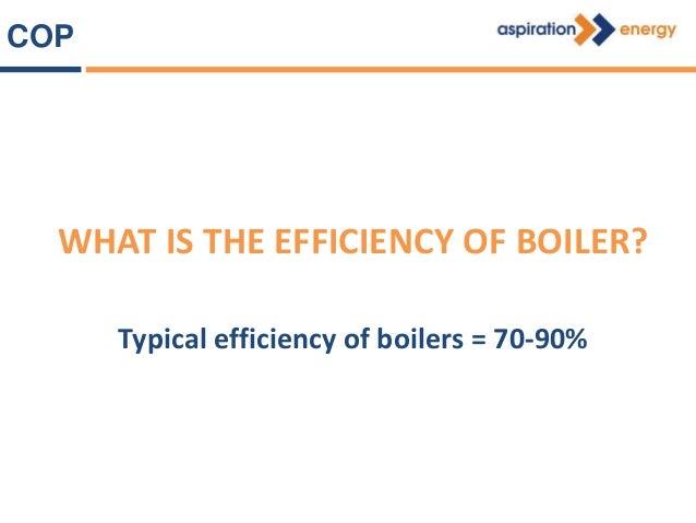 10 kW Useful energy (compressed air) 1 kW Efficiency of Air Compressor = 10% 9 kW – as waste heat Efficiency of Air Compre...
