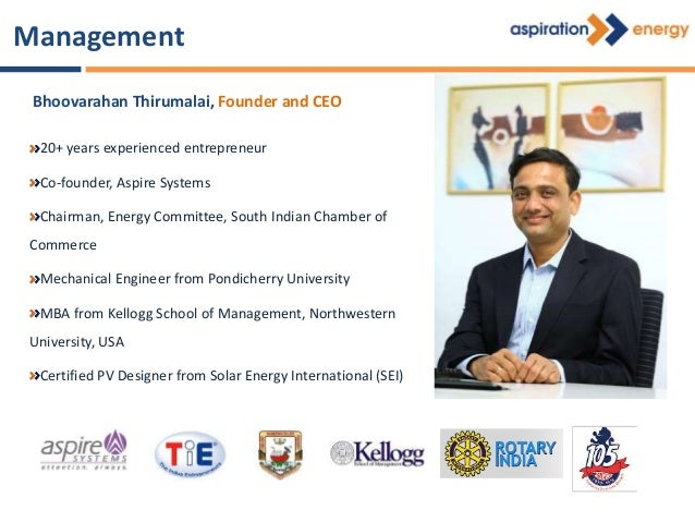 Satyanarayanan S, CTO Faculty at IIT Madras, Co-ordinator of Industrial Assessment Centre Formerly head of exploratory R&D...