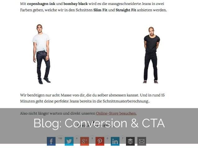 © 2014 Gnocchi Digital Marketing 13 Blog: Conversion & CTA