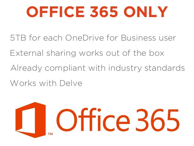 Demistify OneDrive for Business: The Good and the Bad