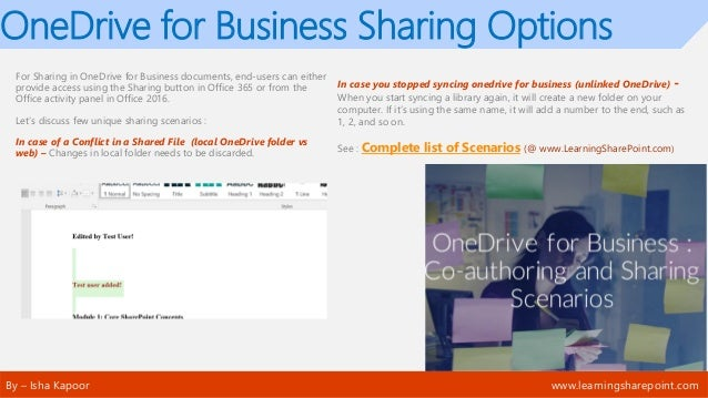 OneDrive For Business - What's new for IT Administrators and