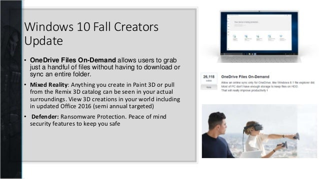OneDrive on Demand and Beyond