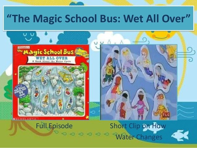 Magic School Bus Natural Resources Video