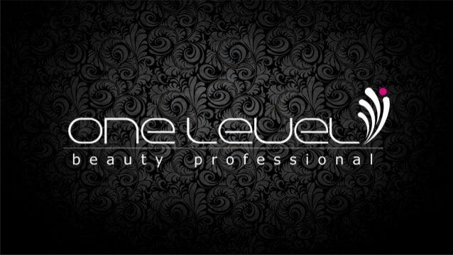 Apresentação One Level Beauty Professional