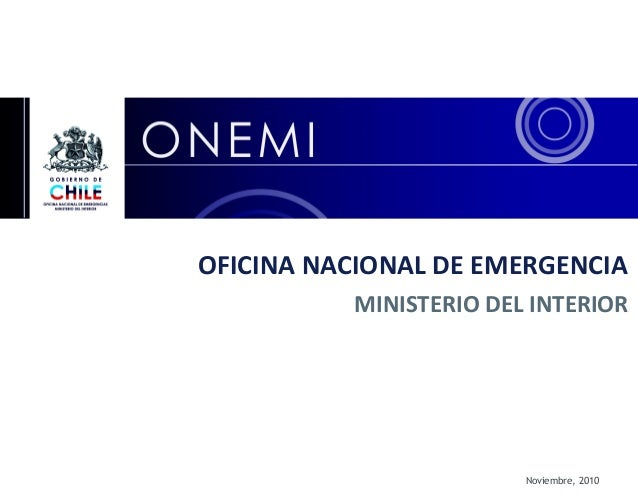 Oficina nacional de emergencia for Oficina nacional de fiscalidad internacional