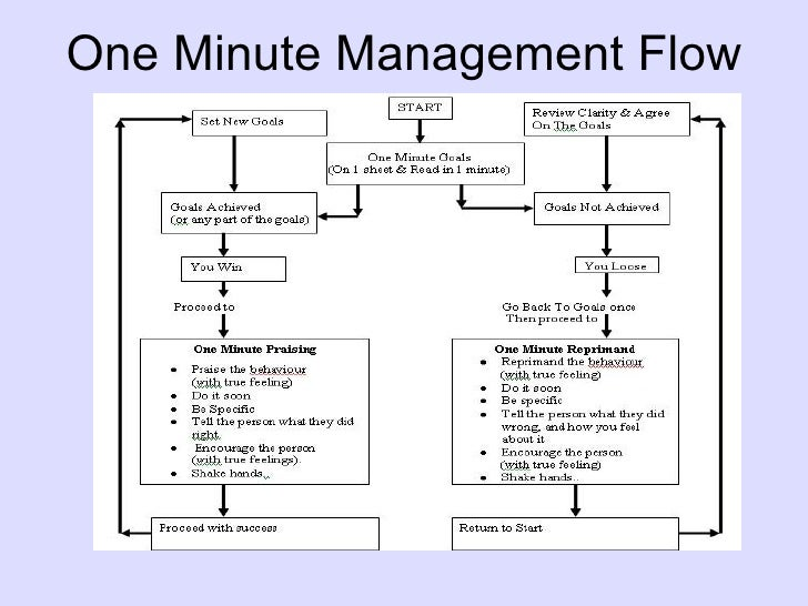 essay of the one minute manager Open document below is an essay on leadership and the one minute manager from do my essay , your source for research papers, essays, and term paper examples.