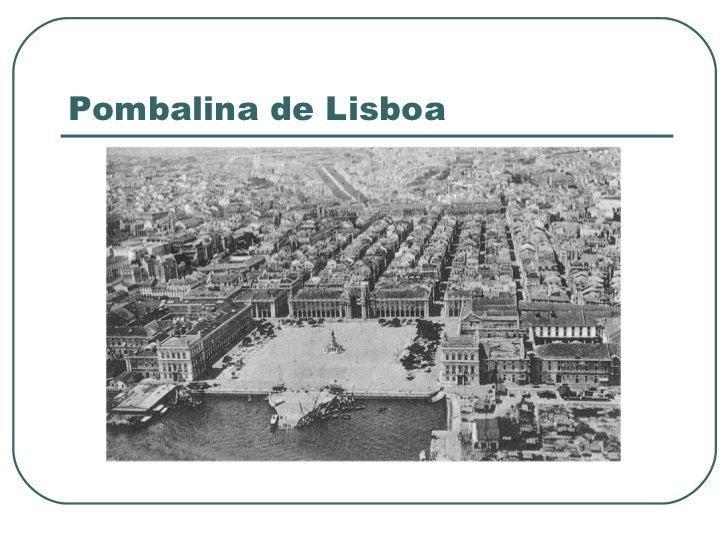 Pombalina de Lisboa