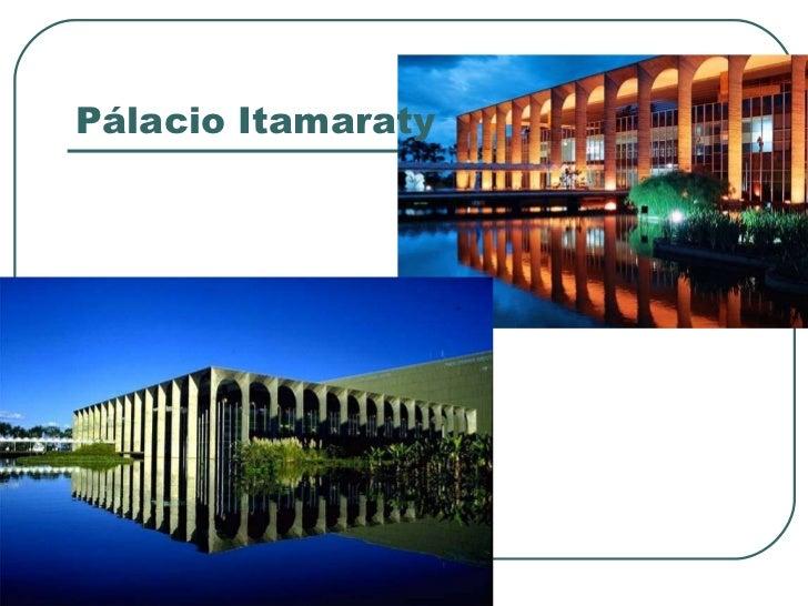 Pálacio Itamaraty