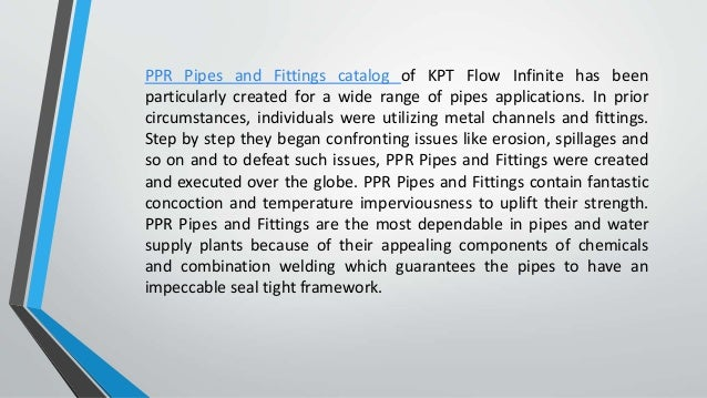 One Of The Best PPR Pipes Manufacturers In India