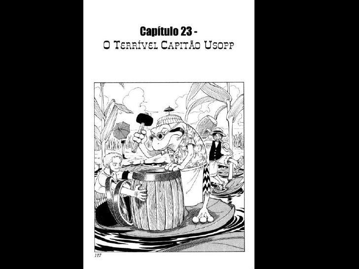 One Piece - Volume 3 - Capítulo 023