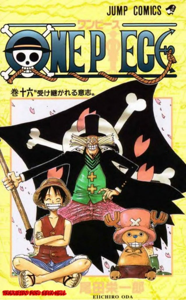 One piece volume 16(137-145)