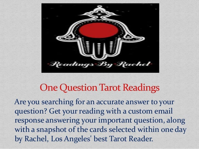 One Question Tarot Readings