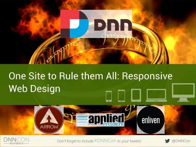 Stuart Hilbert  Responsive Web Design