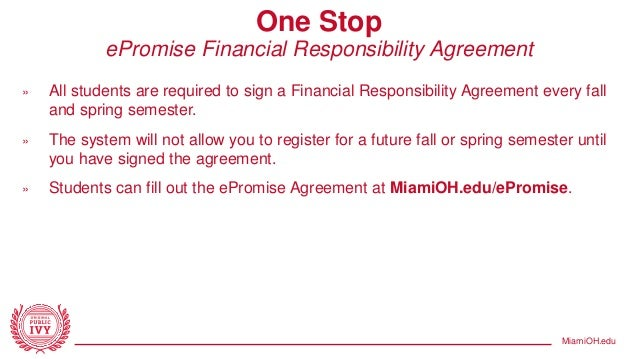 One Stop: Tuition, Billing, Financial Aid, Registration