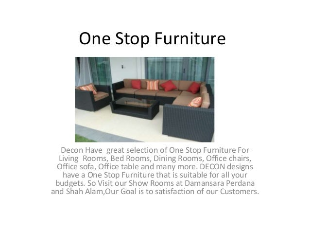 One Stop Furniture Decon Have Great Selection Of One Stop Furniture For  Living Rooms, ...