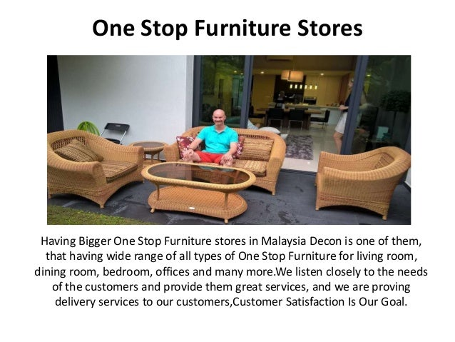 One Stop Furniture ...