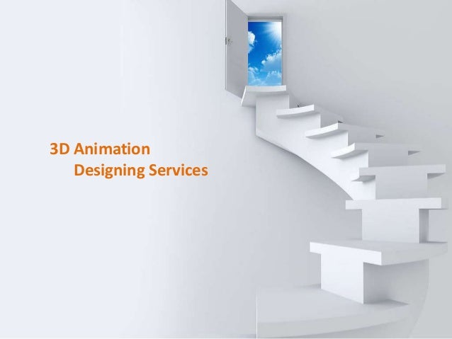 3D Animation Designing Services