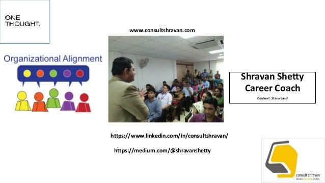 Shravan Shetty Career Coach Content :Stacy Land https://www.linkedin.com/in/consultshravan/ https://medium.com/@shravanshe...