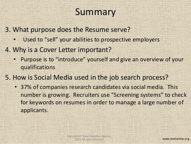 19. Summary Www.onetonline.org ...  Onet Online Resume