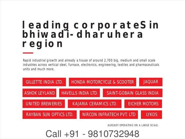 9810732948 Invest In One World High Street Bhiwadi Apr 05