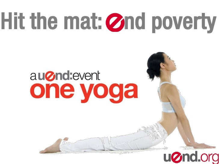 Hit the mat: nd poverty