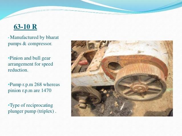 Ongc Ppt 1 Maintenance Workshop