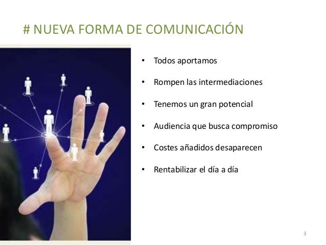 Social media y ONGD Slide 3
