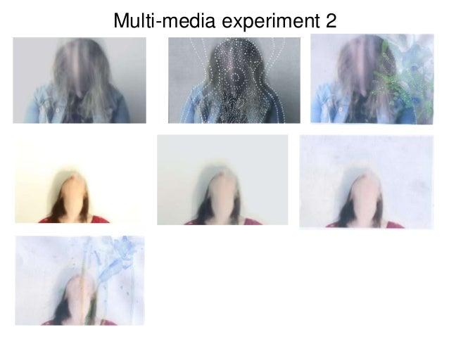 Multi-media experiment 2