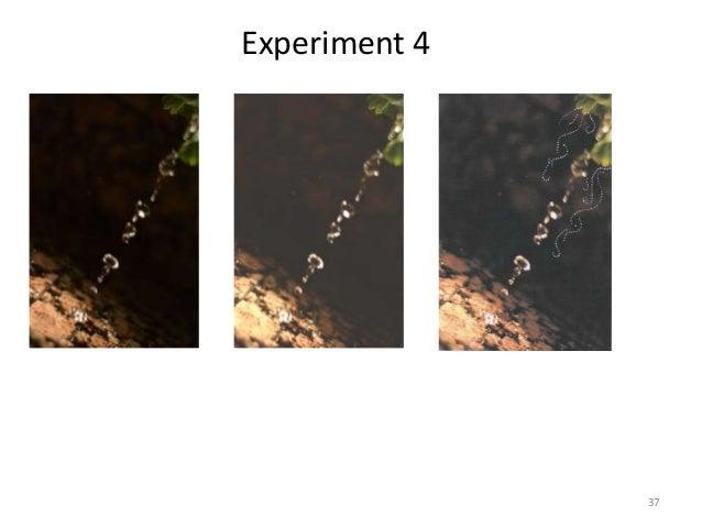 37  Experiment 4