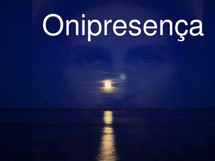 Onipresença