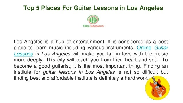 onlie learning guitar lessons los angeles. Black Bedroom Furniture Sets. Home Design Ideas