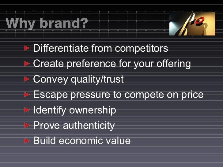 Online Branding-Elements of a Successful Brand Slide 3