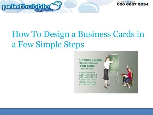 Design your business card online colourmoves