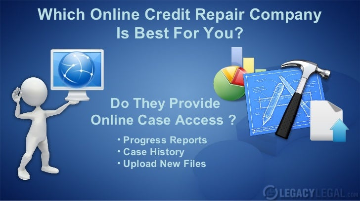 Credit fix online