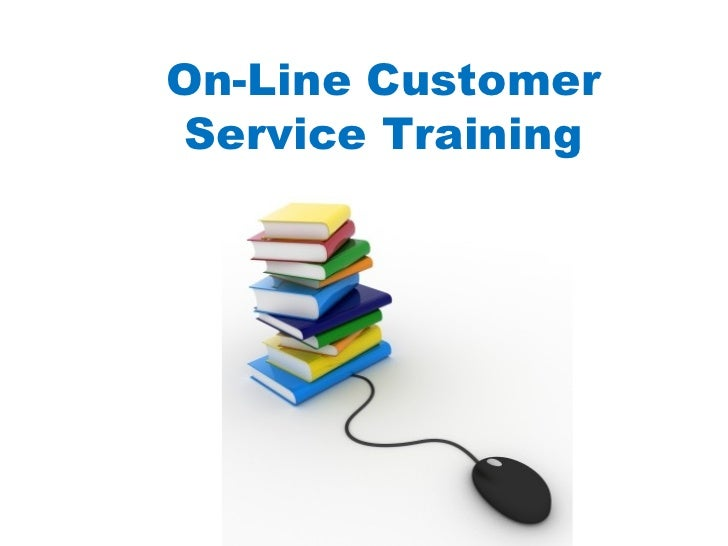 On-Line Customer Service Training