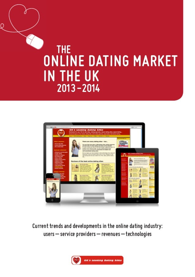 How big is the online dating market