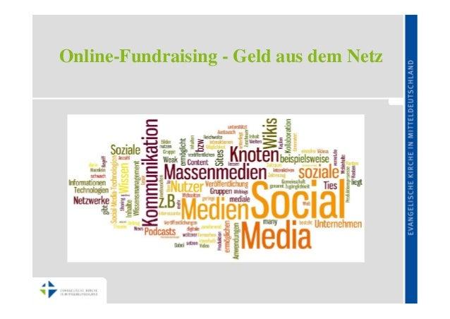 Online-Fundraising - Geld aus dem Netz