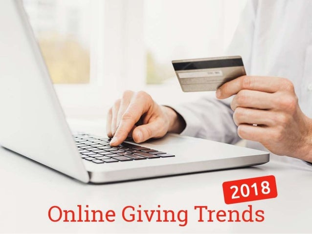 Online Giving Trends 2018
