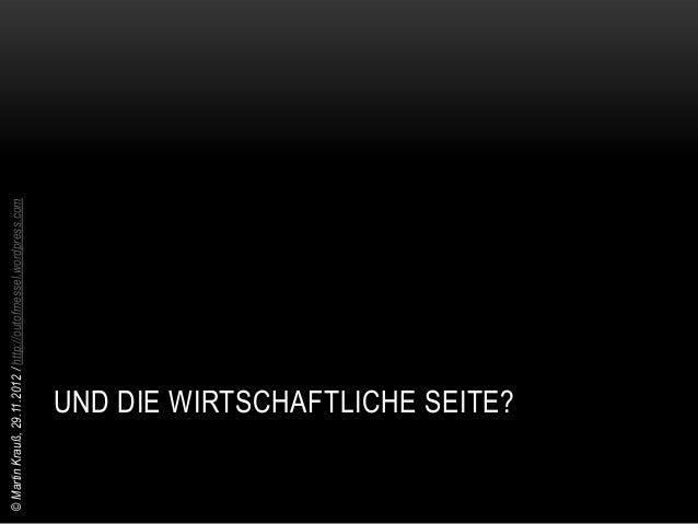 Screenshots: Dwdl.de© Martin Krauß, 29.11.2012 / http://outofmessel.wordpress.com                                         ...