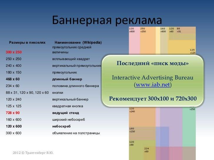 Некоторые модели оплаты• За время размещения (на  день, неделю, месяц)• CPC – cost per click – за действие. Модель  оплаты...
