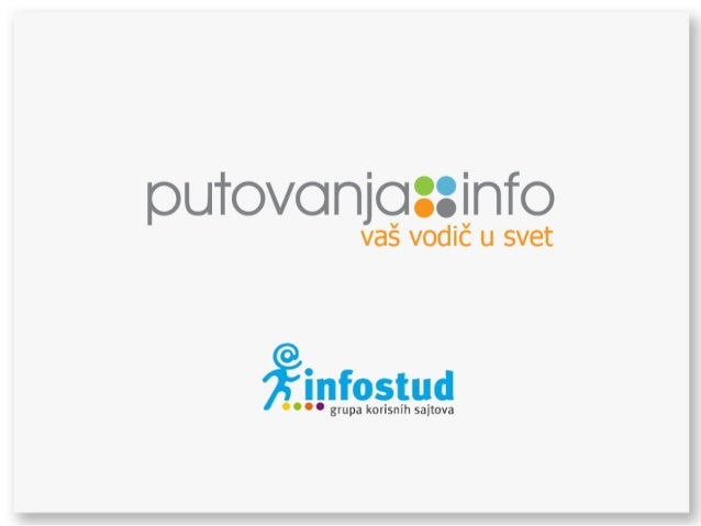 Online prodaja avio-karata Putovanja.info BizBuzz 2010 Miloš Lalić milos.lalic@putovanja.info