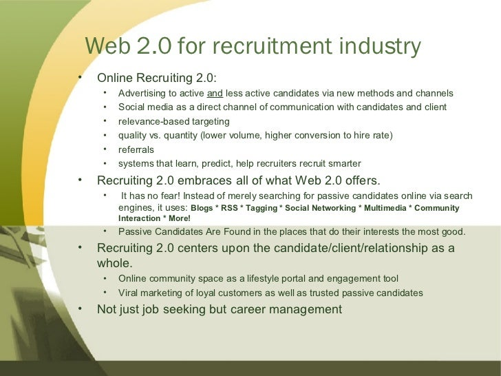 an online recruitment portal Commpower innovative platform for customized recruitment and career  management portals.