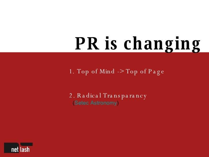 Online Reputation Management Slide 3