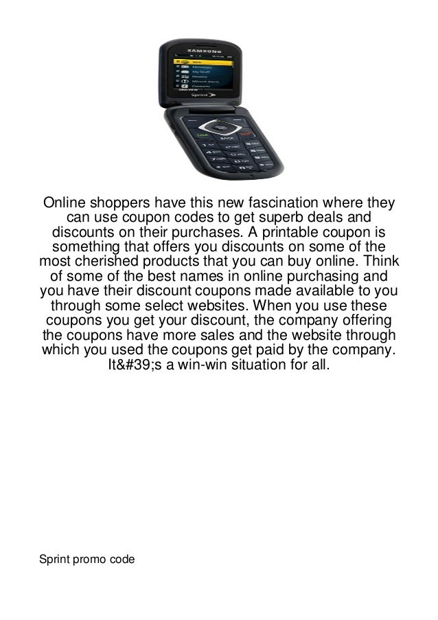 Online shoppers have this new fascination where they     can use coupon codes to get superb deals and  discounts on their ...