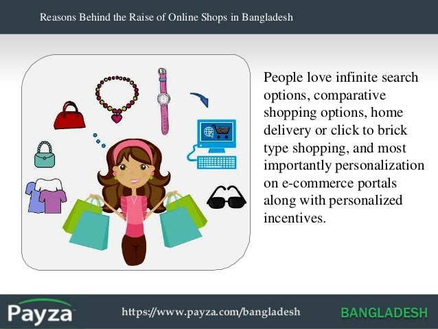 The Evolution: Internet Shopping in Bangladesh